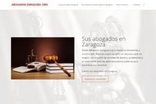 Abogados en Zaragoza