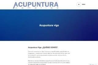 Acupuntura en Vigo