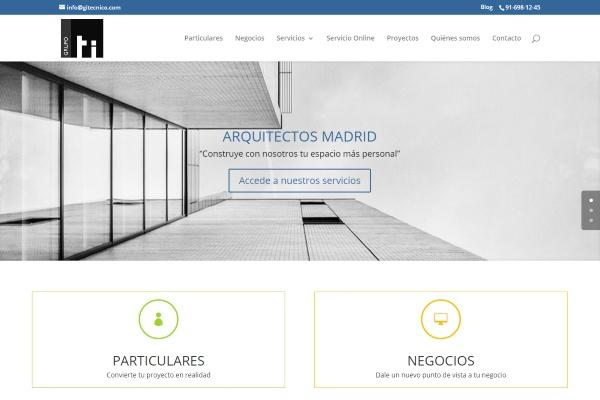 Estudios Arquitectura Madrid