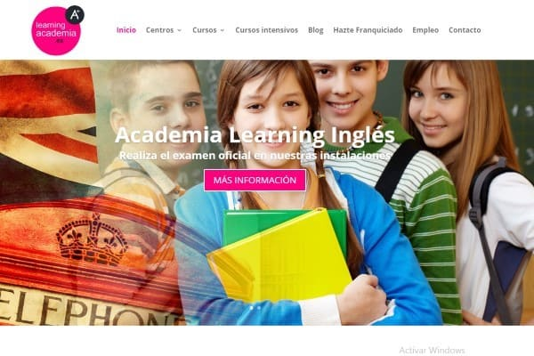 Academia de Ingles Madrid